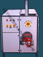 Box Type Water Heater