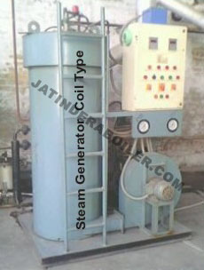 Steam Generator Coil Type